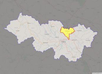 Huyện Trà Lĩnh là một đơn vị hành chính thuộc Cao Bằng
