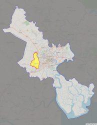 Quận Bình Tân là một đơn vị hành chính thuộc Hồ Chí Minh
