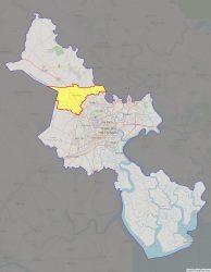Huyện Hóc Môn là một đơn vị hành chính thuộc Hồ Chí Minh